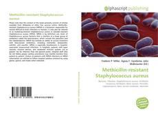 Обложка Methicillin-resistant Staphylococcus aureus