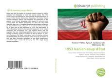 Bookcover of 1953 Iranian coup d'état