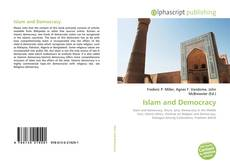 Bookcover of Islam and Democracy