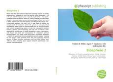 Capa do livro de Biosphere 2