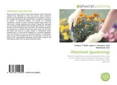Couverture de Allotment (gardening)