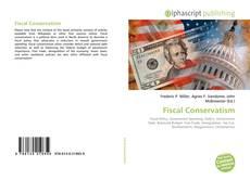 Copertina di Fiscal Conservatism