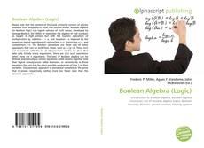 Обложка Boolean Algebra (Logic)