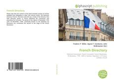 French Directory kitap kapağı