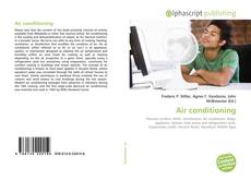 Bookcover of Air conditioning