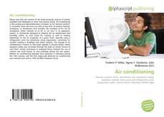 Air conditioning kitap kapağı