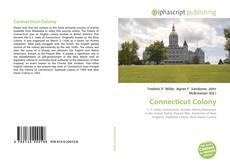 Couverture de Connecticut Colony