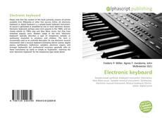 Обложка Electronic keyboard