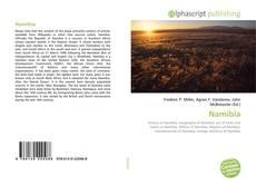 Namibia的封面