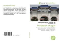 Capa do livro de Occupation of Japan