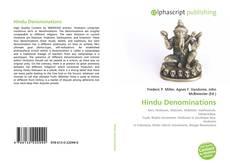Hindu Denominations kitap kapağı