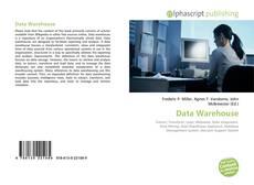 Capa do livro de Data Warehouse