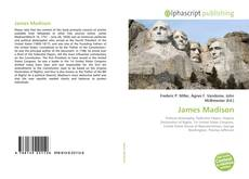 Couverture de James Madison