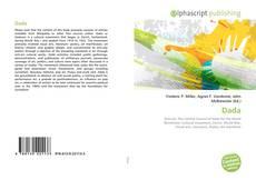 Buchcover von Dada