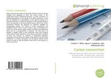 Buchcover von Cartan connection