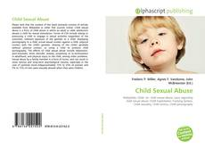 Portada del libro de Child Sexual Abuse