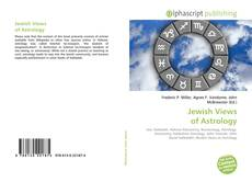 Bookcover of Jewish Views of Astrology
