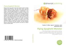 Portada del libro de Flying Spaghetti Monster