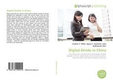Copertina di Digital Divide in China