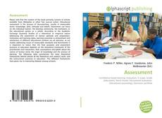 Bookcover of Assessment