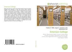Обложка Emerson College