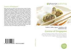 Bookcover of Cuisine of Singapore