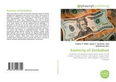 Copertina di Economy of Zimbabwe