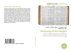 Capa do livro de Historicity of the Gospels