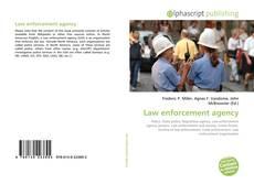 Borítókép a  Law enforcement agency - hoz