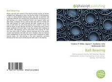 Portada del libro de Ball Bearing