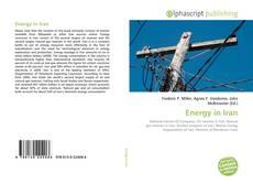 Borítókép a  Energy in Iran - hoz