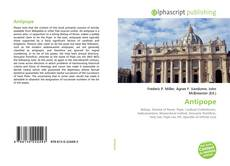 Capa do livro de Antipope