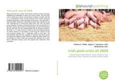 Copertina di Irish pork crisis of 2008
