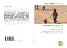 Bookcover of Minor (Law)