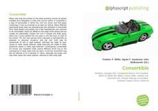 Capa do livro de Convertible