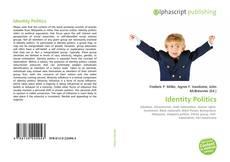 Identity Politics的封面