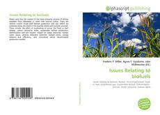 Bookcover of Issues Relating to biofuels