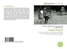 Freight Bicycle kitap kapağı