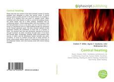 Bookcover of Central heating