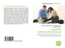 Bookcover of Extensible Authentication Protocol