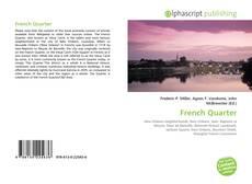 Обложка French Quarter