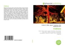 Bookcover of Folklore