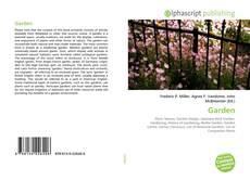 Bookcover of Garden