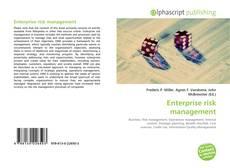 Buchcover von Enterprise risk management