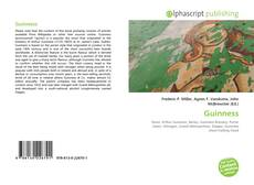 Bookcover of Guinness