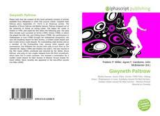 Couverture de Gwyneth Paltrow