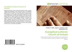 Обложка Evangelical Lutheran Church of Finland