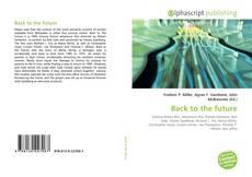 Borítókép a  Back to the future - hoz