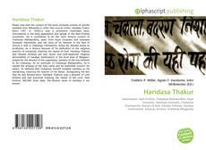 Обложка Haridasa Thakur