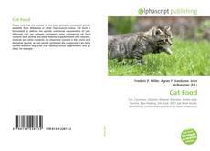 Capa do livro de Cat Food